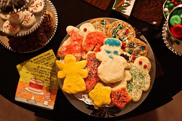 Tis The Season Of Christmas Parties